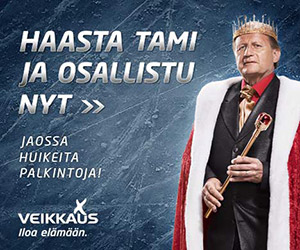 Veikkaus MM2013