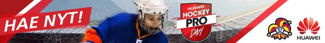 Huawei Hockey Pro Day