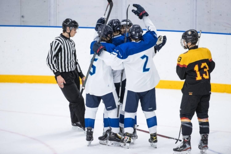 U16: Suomi päätti Saksa-otteluiden sarjan voitokkaasti – Näin ottelu eteni – Maalikooste