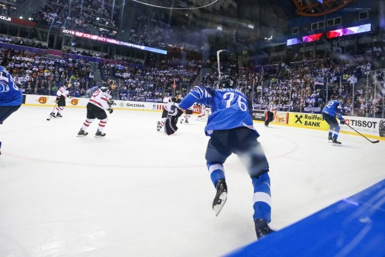Suomi avasi virtuaalikisat voitolla – äänestä Leijonat MM-kultaan!