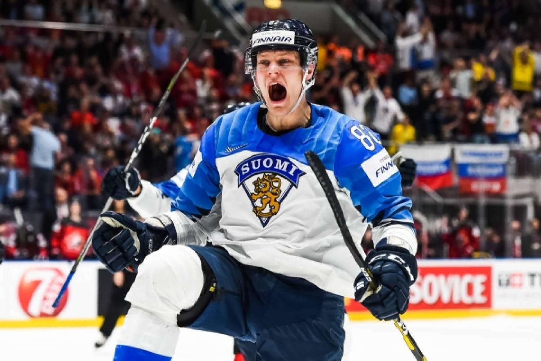 Kultafinaalista kaikkien aikojen katsotuin jääkiekko-ottelu Suomessa!