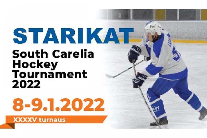 Kutsu South Carelia Hockey Tournament 2022 -turnaukseen – Tervetuloa Lappeenrantaan!