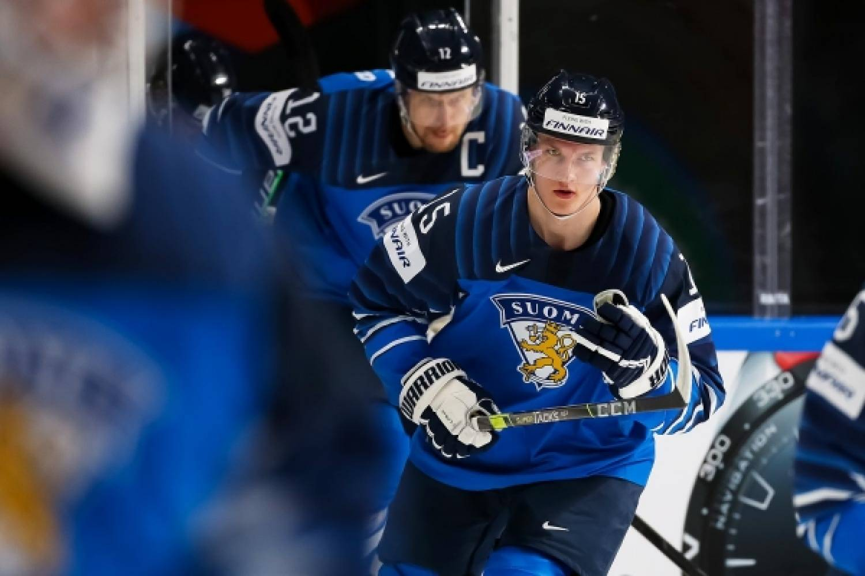 Anton Lundell Leijonien paras pistemies MM-kisoissa – Suomalaisten pisteet