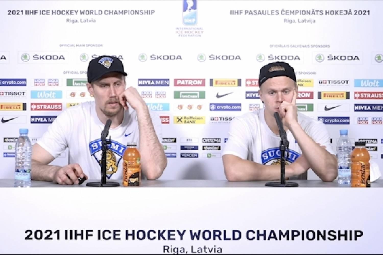 """""""Pienestä oli kiinni"""" – Marko Anttilan ja Olli Määtän haastattelu finaaliottelun jälkeen"""