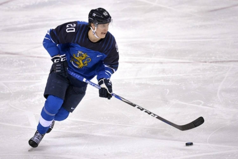 Eeli Tolvanen valittiin olympiaturnauksen All Star -kentälliseen
