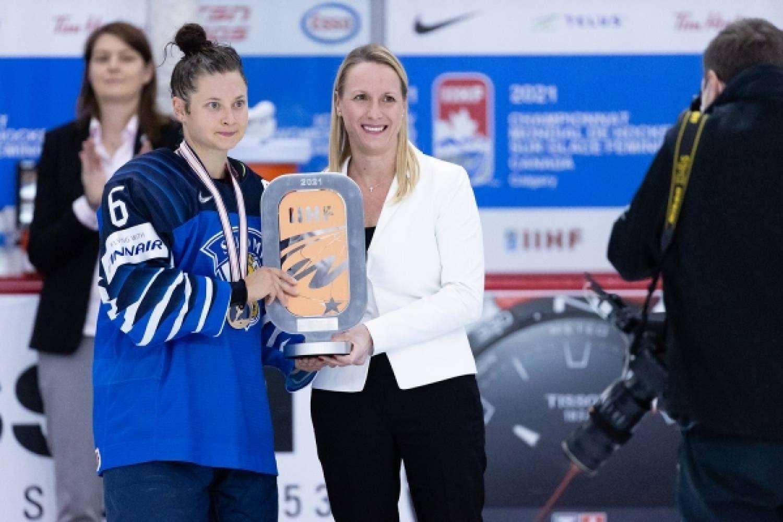 Ei muutoksia naisten World Rankingissa – Suomi jatkaa sijalla 3