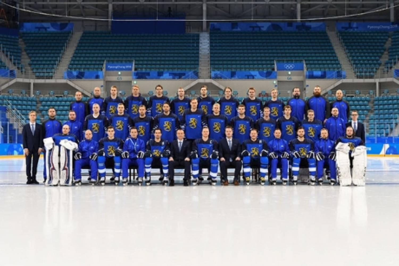 Suomen sijoitus miesten olympiaturnauksessa: Kuudes