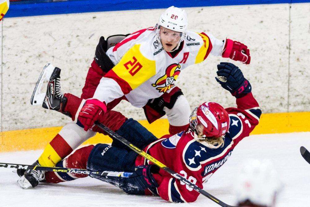 Galleria: HIFK ja Jokerit väänsivät tasaväkisesti – Voitot viikonloppuna 1–1