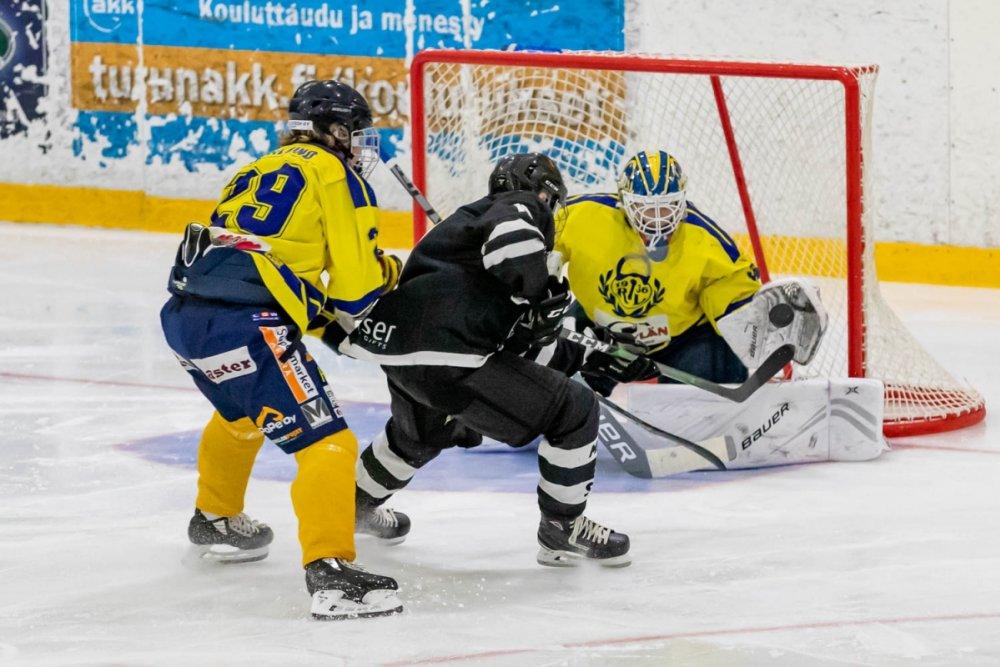 KalPa, Ässät ja HIFK U18 SM-sarjan kärjessä – Viikonlopun otteluiden tulokset