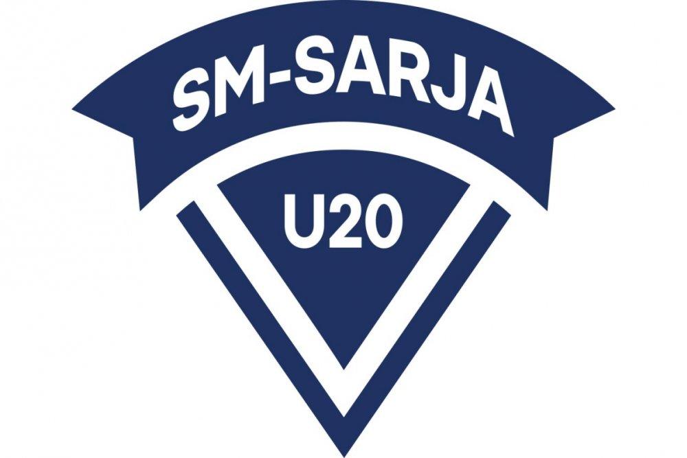 U20 SM-sarjassa 14 ottelun viikonloppu – Tässä tulokset ja sarjataulukko