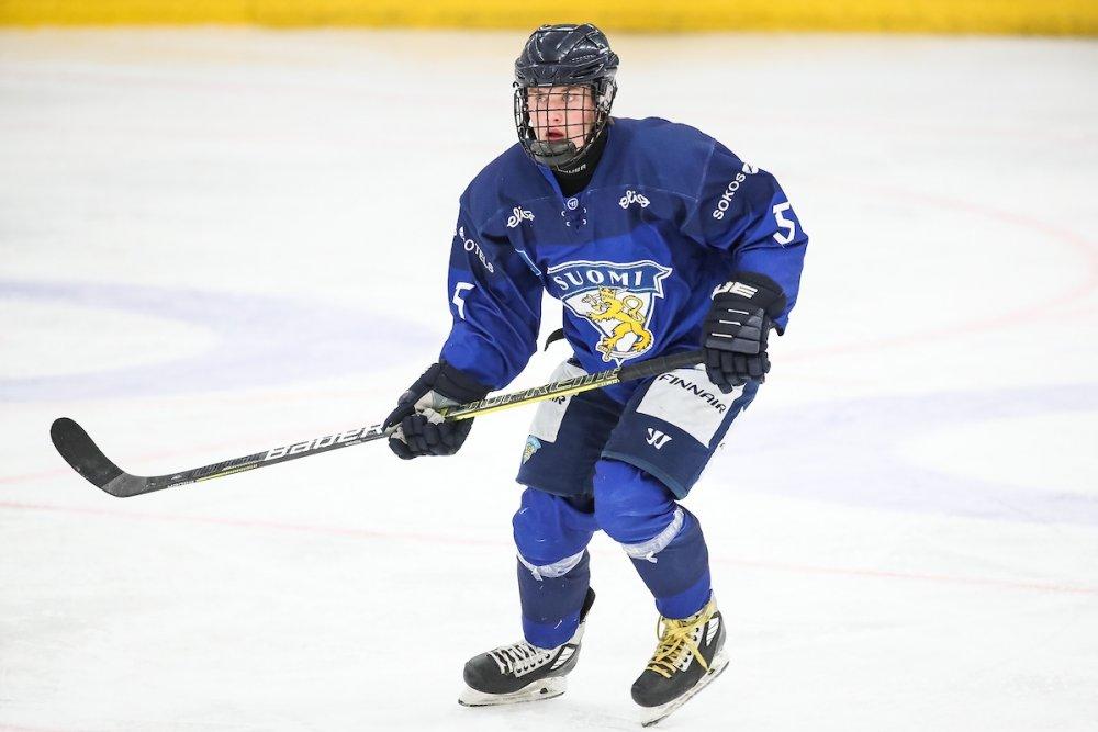 Lukon U18:n Jussi Kähkönen: