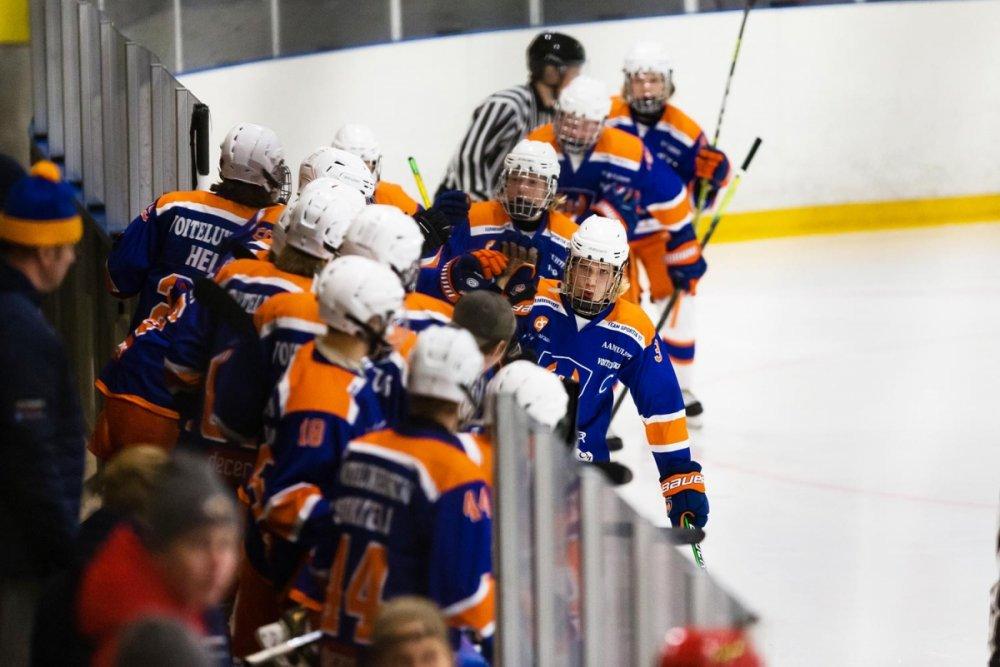 U16 SM-sarjan karsinnoissa viikonloppuna 21 ottelua – Tulokset ja sarjataulukot