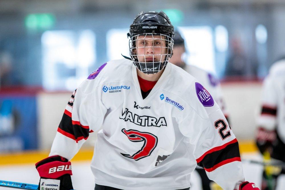 U18 SM: Samuel Mäkisen ja Kasper Lundellin pistevire sunnuntaina kohdallaan