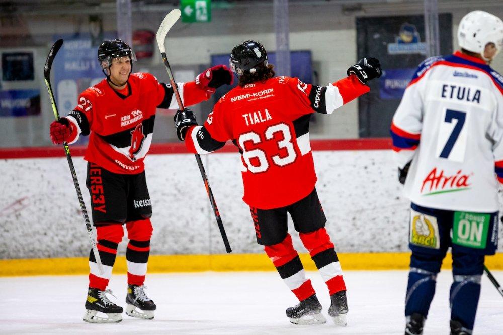 Pyry avasi Suomi-sarjan vahvasti: