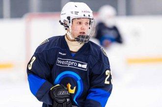 """K-Espoon Linnea Melotindos iski kaksi maalia vanhaa joukkuettaan vastaan: """"Oli vähän outo peli"""""""