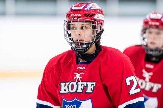 HIFK:n Emmanuelle Passard Naisten Liigan joulukuun pelaaja