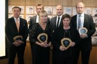 Kuusi uutta Jääkiekkoleijonaa aateloitiin Suomen Hockey Hall Of Fameen