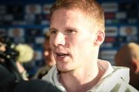 Mika Pyörälä miesten olympiajoukkueen vanhin pelaaja
