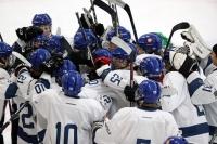 U16 joukkueenjohtajan raportti: Tavoitteena pelin tasapainon löytäminen - Suomi haki ratkaisun jatkoajalta