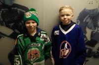 Ikimuistoisia elämyksiä Karjala-turnauksesta - Juniorit mukana tapahtumassa