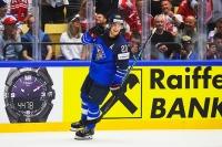 Sebastian Aho valittiin MM-kisojen parhaaksi hyökkääjäksi - Mukana myös All Star -kentässä