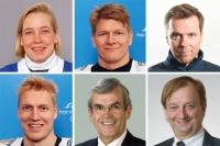 Hockey Hall of Fame Finland aateloi kuusi uutta Jääkiekkoleijonaa!