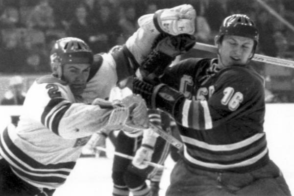 Suomi vs. Tshekkoslovakia 1970...