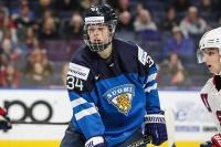 Kärpät haluaa Pikkuleijonille parasta – Rasmus Kupari liittyy MM-joukkueeseen maanantaina