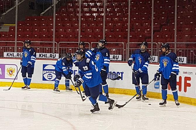 Suomi-Kanada Ottelu