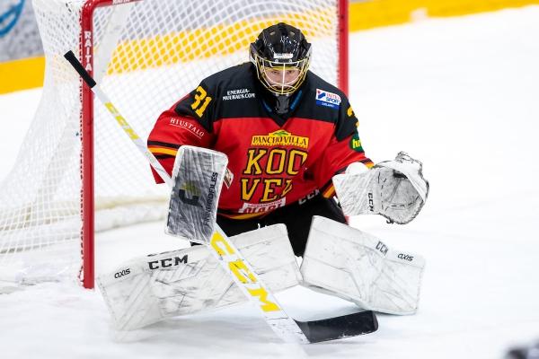 U20 SM: KOOVEE voitokas paikallispelissä – Verneri Virtanen pysäytti Ilveksen