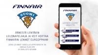 Äänestä Lentävin Leijonapelaaja ja voit voittaa Finnairin lennot Eurooppaan!