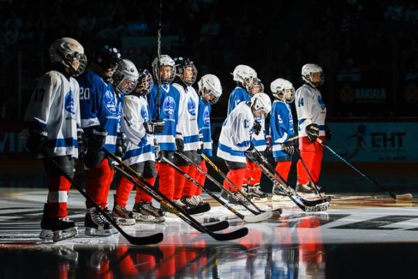 U9-U12-junioreiden tukihaku päätökseen - Tukea 354 pelaajalle ja 189 Leijona-kiekkokoulun vapaapaikkaan