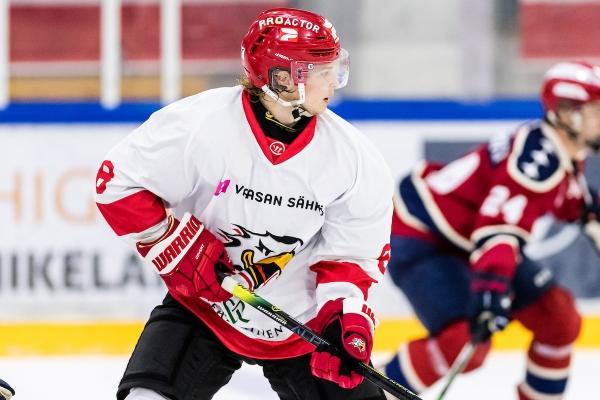 U20 SM: Sportin Santeri Haarala ahmi pisteitä, SaiPan ylivoimapeli tuotti maaleja