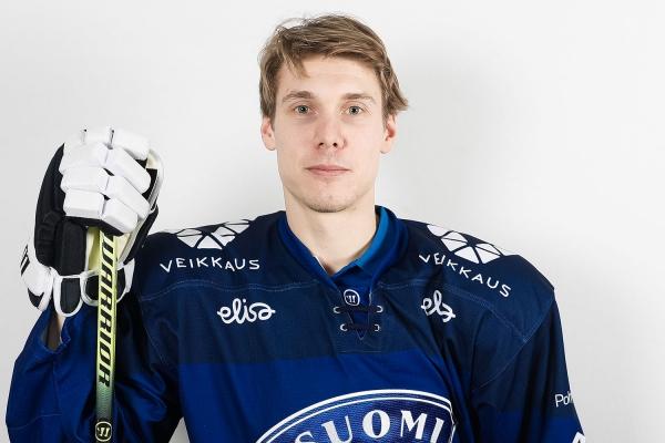 Miika Koivisto mukaan MM-miehistöön