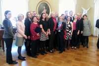 Liikunnan tasa-arvotyön Piikkarit-palkinto Valmentaa kuin nainen -hankkeelle