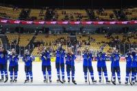 Suomen sijoitus MM-kisoissa: Viides