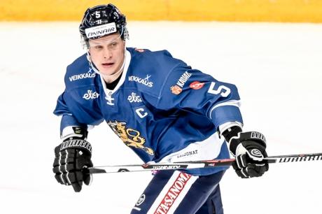 Lasse Kukkonen pelaa helmikuussa neljännen olympiaturnauksensa.