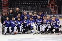 KJT voitti C-tyttöjen Suomen mestaruuden