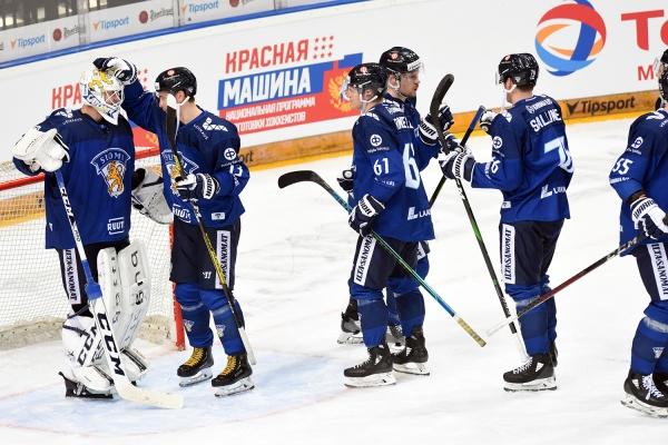 """Mika """"Kölli"""" Kortelaisen pointit summaavat Venäjä-ottelun - """"Itseluottamuksen kannalta tärkeä voitto"""""""