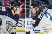 Heiskanen ja Tolvanen nuorimmat pelaajat miesten olympiajoukkueessa