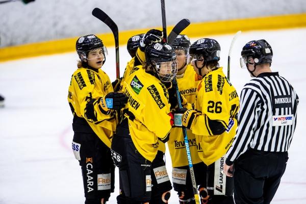 U20 SM: Kärkijoukkueille tappiot – KalPan tehoketju liikaa Lukolle