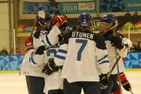 Suomi aloitti vahvasti Nuorten Olympialaisissa - Norja nurin 11-0!