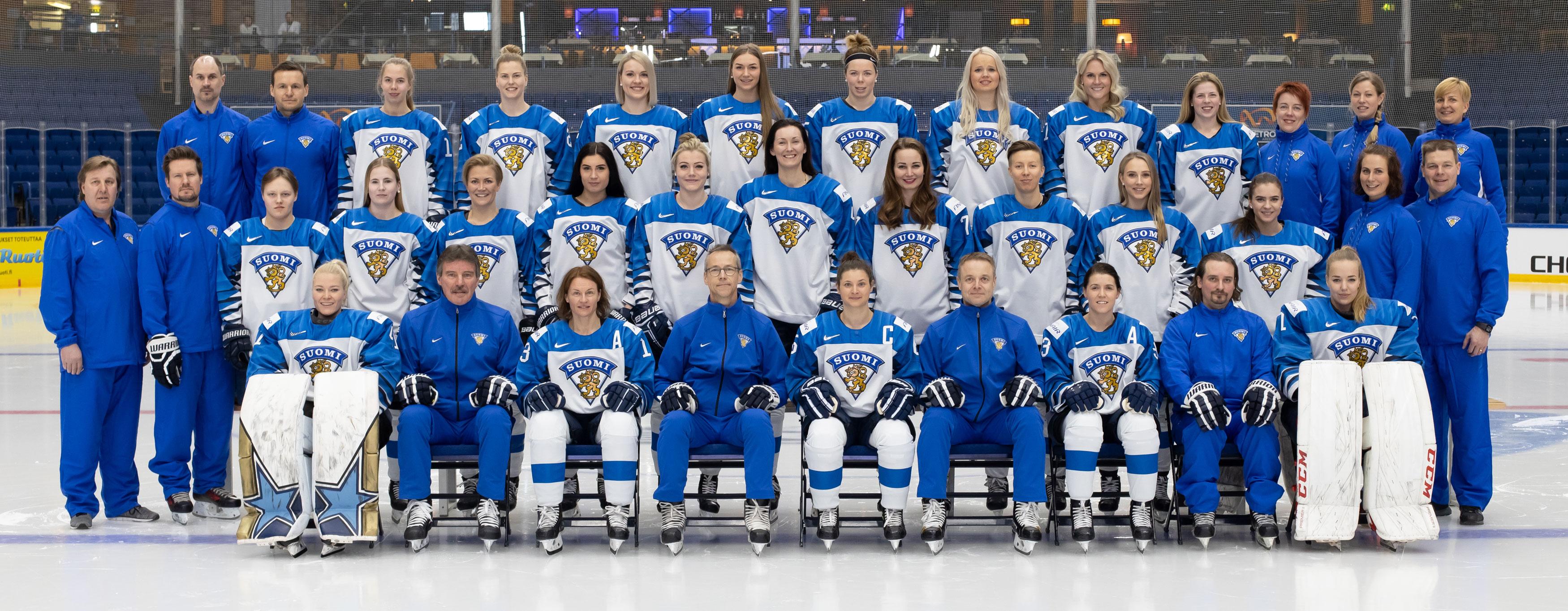 mm jääkiekko joukkueet