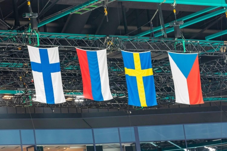 Karjala-turnauksen voitto Tshekille, Suomi toiseksi