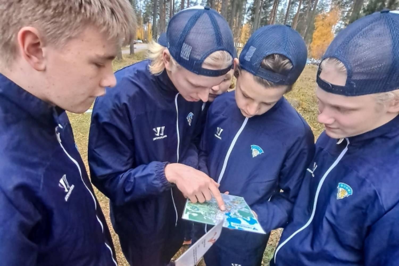 """U16: Välipäivänä ohjelmassa aamujäät ja """"Amazing Race Vierumäki"""""""