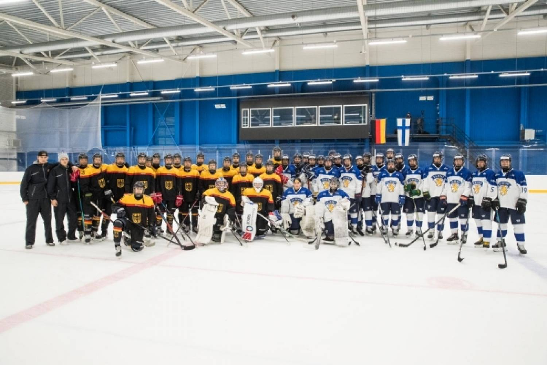 U16 Saksa-otteluiden ohjelma, tulokset, tilastot ja taulukot