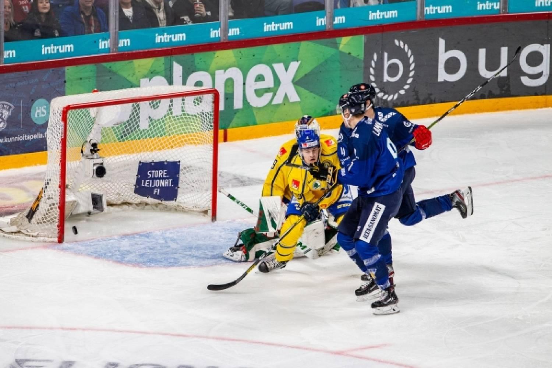 """""""Ruotsi on aina kiva voittaa"""" - Mika Kortelaisen pointit Leijonien Ruotsi-voitosta"""