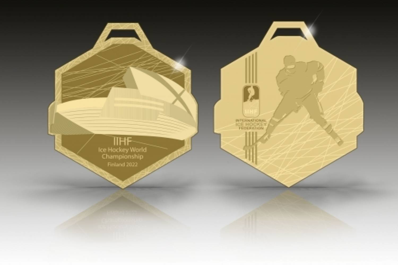 2022 MM-kisojen mitalisuunnittelukilpailu on ratkennut