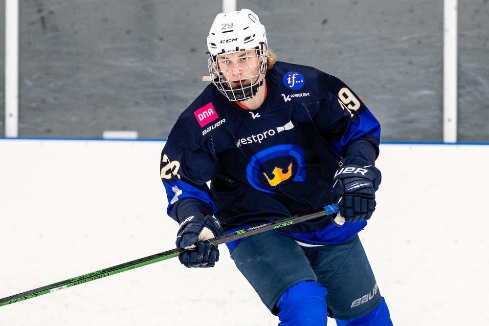 U18 SM: Anton Näykki lauantain maalitykkinä – Jokerien Jaakko Helmisen nollaputkelle jatkoa