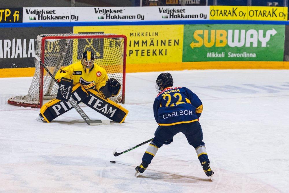 U18 SM: Äänekäs Marttinen pitää KalPan kentän ajan tasalla